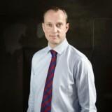 Adam Lebech bliver ny vicedirektør i Digitaliseringsstyrelsen efter tre år i spidsen for Dansk Industris brancheforening for IT og tele, DI Digital. Arkivfoto: Kasper Palsnov, Scanpix