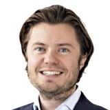 Erik Norberg er ny administrerende direktør hos Lauritz.com. Han kommer fra en stilling som chef for det svenske lokalmedie Mitt. (Foto: PR-FOTO/Lauritz.com/Scanpix 2017)