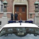 En 19-årig blev lørdag aften overfaldet i Bispehaven i Aarhus. Han var offer for både slag og spark, og politiet anholdt kort efter tre mænd. (Foto: Henning Bagger/Scanpix 2012)