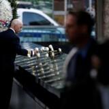 Næsten 3000 mennesker mistede livet i terrorangrebet på World Trade Center 11. september 2001.