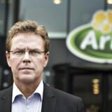 Adm. direktør Peder Tuborgh, Arla er en af hovedaktører ved den lanceringen af en offentlig-privat fødevareplatform, der skal sætte skub i milliardeksporten.