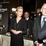 Vækst er afløst af fald på bundlinjen hos Christina Design London, hvor ejerne Christina og Claus Hembo satser på internationalt gennembrud.