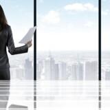Et stigende antal kvinder sætter sig på den magtfulde post som finansdirektør kaldet CFO, viser en kortlægning.