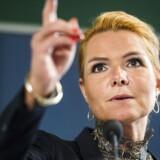 Integrationsminister Inger Støjbjerg ved ikke, hvornår Danmark igen vil tage imod kvoteflygtninge.