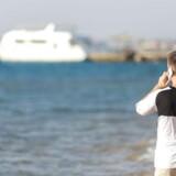 Arkivfoto. Dyre satellitopkald om bord på færger eller tæt ved kysten kan ende med at koste dig dyrt, da selskaberne ofte benytter sig af en privat og dyrere operatør.