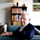 Modstandsmanden Jørgen Kieler er død, 97 år gammel.