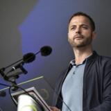 Regeringen bør både sænke top- og bundskat med bredt flertal, mener De Radikales partileder Morten Østergaard. (Foto: Ida Guldbæk Arentsen/Scanpix 2017)