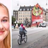 """""""København er en skøn by, for der er rigt på liv, plads til alle typer (også stereotyper), mange arbejdspladser, og mange studier udbydes her. Der er bare intet af dette, som er et argument for, at unge skal have tag over hovedet, bare fordi de er studerende."""" Foto: Ida Guldbæk Arentsen"""