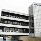 Arkivfoto. Grundfos hovedkontor.