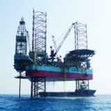 Oliepriserne er i bund, og der efterspørges færre nye boringer. Det har fået Mærsk til at sætte Drilling-enheden til salg. Foto: Mærsk