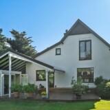 Nu kan du købe Tove Ditlevsens gamle villa. Foto: Danbolig Lis Rasmussen
