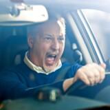 »Uforsvarligt og aggressiv kørsel er ifølge min erfaring for 99 procents vedkommende udført af mænd.« Modelfoto: Scanpix