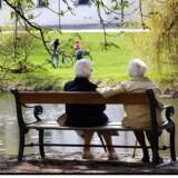 Arkivfoto. Tæt på 69 procent af de adspurgte i ny måling er imod at hæve pensionsalderen. Venstre vil alligevel forsøge.