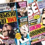 Ugebladet Tæt På har onsdag set dagens lys for første gang, men det springer ikke i øjnene som et helt nyt indslag på de danske sladderhylder.
