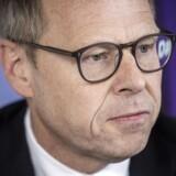 Nykredit-topchef Michael Rasmussen vil med fem pensionskasser i ryggen også give rabatter til sine erhvervskunder.