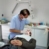Investorer står bag tandlægekæden tandlægen.dk, der siden december 2015 har opkøbt 54 danske klinikker. Arkivfoto. Free/Colourbox