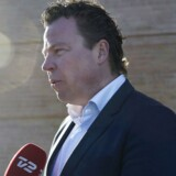 ARKIVFOTO: Morten Helveg Petersen ankommer til retten 4. oktober 2016