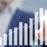 Arkivfoto. PMI-barometeret over indkøbschefernes tillid i euroområdet steg i marts.