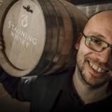 Direktør Lasse Vesterby fra Stauning Whisky