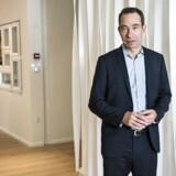 Arkivfoto: Presset på Pandora-topchef Anders Colding Friis er intakt efter et kvartalsregnskab, der viser problemer i USA, som tvinger selskabet til at nedjustere sin egen salgsprognose et nøk.