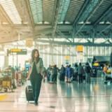 Arkivfoto. Flere europæiske luftfartsselskaber har torsdag haft problemer med deres it-systemer.