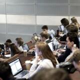 Arkivfoto: Studerende.