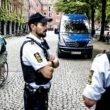 Mobil politistation bliver sat op på Blågårds Plads på Nørrebro i København den 10. august 2017. Politiet har efter de mange skyderier i den seneste tid sat en mobil politistation op på Nørrebro. Den mobile politistation skal være med til at skabe tryghed og det betyder, at borgere er velkommen til at komme forbi til en snak. Udover at der er indsat en mobil politistation, hvor betjente vil være tilstede, så vil der også gå betjente rundt i det område, hvor den mobile politistation holder parkeret.