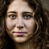 Anna Queralt, 25 år og fra Spanien. Hun læser Master of Engineering (M.Eng.), Sustainable Cities, på Aalborg Universitet i København. Foto: Sophia Juliane Lydolph
