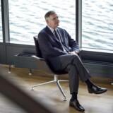 Genmab-topchef, Jan van de Winkel, planlægger at ansætte 100 nye medarbejdere i løbet 2018.
