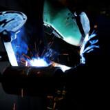 Manglen på specialiseret arbejdskraft kan hurtigt brede sig. Arkivfoto: Flemming Krogh