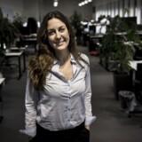 ARKIVFOTO: Anne-Marie Finch, HR-direktør i Trustpilot.