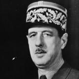 Charles de Gaulle var Frankrigs præsident i årene 1959-1969.