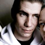 Christians forældre, Maria Andersen og Jimmi Knudsen.