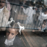 200.000 Gaza-børn genoptog i forrige uge skolegangen, men mange af dem er så mærkede af krigen, at eksperter frygter, at de bliver farligere end selvmordsbombere.
