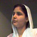 Tahiras kusine Samara Ahmed.