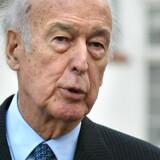 82-årige Valéry Giscard d'Éstaing bejler nu til posten som EU-præsident.