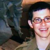 Gilad Shalit blev taget til fange af Hamas i juni 2006 i et overfald på en israelsk grænsepost.