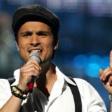 Simon Mathew sang sig ikke ind i nok europæiske hjerter ved finalen i Melodi Grand Prix. Slutresultatet blev en 15. plads.