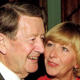 Erhard Jacobsen og datteren Mimi Jacobsen tegnede i flere generationer CD. Nu er ballet forbi.