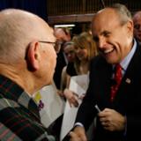 Rudi Giuliani er den republikanske kandidat, som amerikanerne helst vil drikke en øl med.