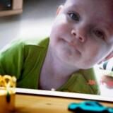 Christian døde 14 måneder gammel efter at have slugt et batteri.