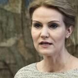 »Blokpolitikken er fortid. Fremtiden tilhører det brede samarbejde,« sagde statsminister Helle Thorning-Schmidt på talerstolen under afslutningsdebatten i Folketinget