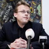 Socialborgmester i Københavns Kommune, Mikkel Wamming (Enh.) holdt i går aftes et pressemøde om forholdene på bostedet Tokanten.