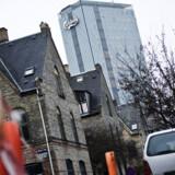 Beboerne i Humlebyen  risikerer mere trafik i deres gader, hvis der kommer et underskud af p-pladser i den nye Carlsberg-by.