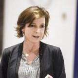 ARKIVFOTO. Socialminister Karen Ellemann (V)