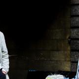 Graffitimalerne maler ikke for dig og mig, men for hinanden, mener Jepper Westrup, der de sidste fem år har drevet det eneste rendyrkede galleri for graffiti herhjemme.    Foto: Benita Marcussen