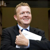 Lars Løkke lover de offentligt ansatte samme reallønsudvikling som privatansatte. Arkivfoto: Keld Navntoft