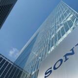 Sony lægger nu sit energiforbrug massivt om til vedvarende energi. Senest i 2040 skal der kun bruges vind- og solenergi i koncernen. Arkivfoto: Kazuhiro Nogi, AFP/Scanpix