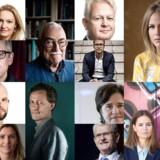 Stærke stemmer i Berlingskes opinionsunivers. »Jeg håber, at mange vil være med til vores bud på en skarpere og klogere demokratisk samtale,« skriver debatredaktør Pierre Collignon.
