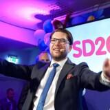 Selv om en del svenske politikere ikke mener, at SD kan overlades indflydelse, så er en konstant voksende del af vælgerne tydeligvis uenige, skriver Mikkel Andersson